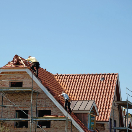 Roof Repair Project 2